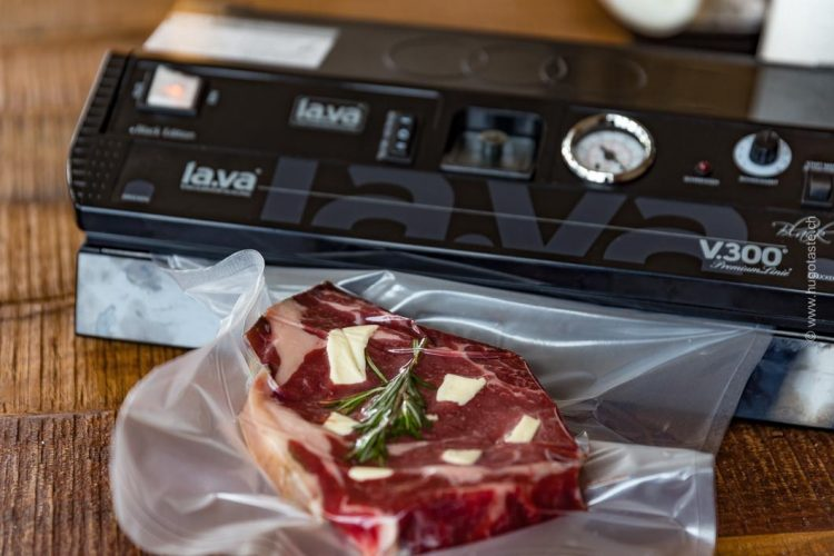 Sous-Vide Dry Aged Beef