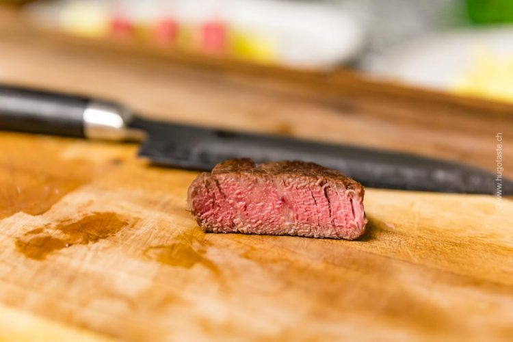 Sous-Vide Beef