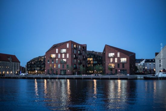 Architektur by Night, Kopenhagen