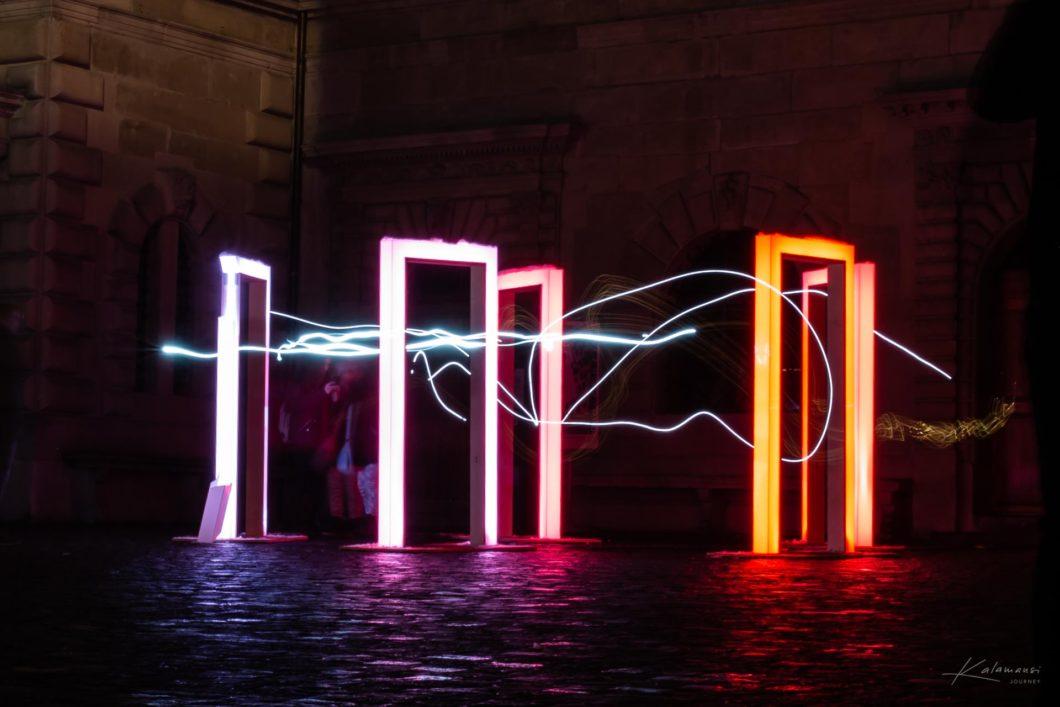 Åben, Lightart credit: Bildspur